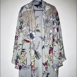 Always indigo Kimono Cardigan